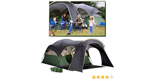 Amazon.com OPENED BOXES Northpole 2 Room Dome Tent with Canopy Sports u0026 Outdoors  sc 1 st  Amazon.com & Amazon.com: OPENED BOXES Northpole 2 Room Dome Tent with Canopy ...