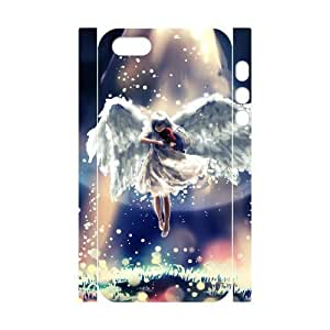 XOXOX Phone case Of Fantasy Angel Cover Case For iPhone 5,5S [Pattern-1]