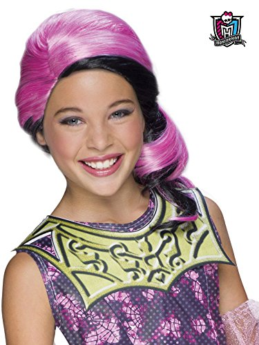 Rubie's Costume Haunted Draculaura Child Wig]()
