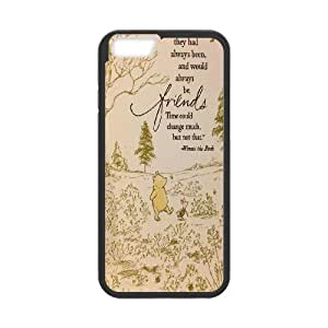 """Customized Winnie the Pooh Hard Case For Apple Iphone 6,4.7"""" screen Cases GHLR-T414671"""