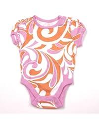 Retro Swirl Onesie Bodysuit Baby