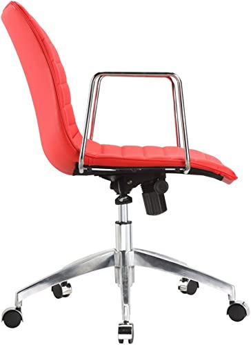 Fine Mod Imports Comfy Mid Back Office Chair