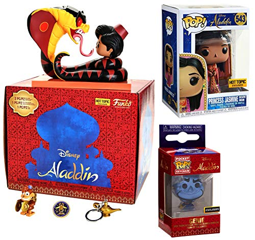Arabian Enchantment Figure Box Set Exclusive Aladdin Movie