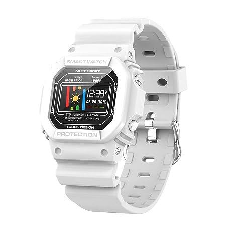 Amazon.com: Smart watch, X12 ECG + PPG sports health ...