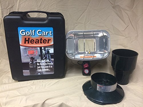 OnCourse Golf Cart Heater