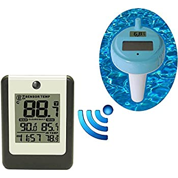 Amazon Com Ambient Weather Ws 14 Wireless 8 Channel