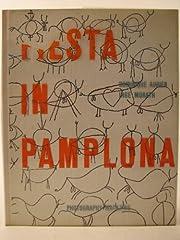Fiesta in Pamplona de Dominique Aubier