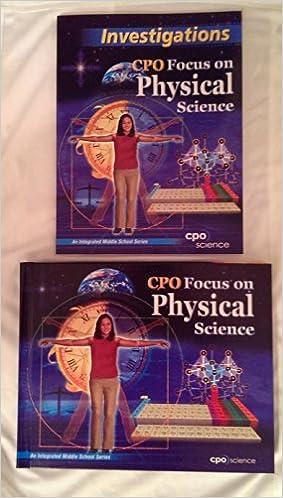 CPO Focus on Physical Science: Ph.D. Thomas C. Hsu: 9781588922595 ...