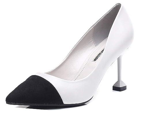 Escarpins Femme Aisun À Soirée Toe Talon Haut Cap Elégant Chaussures zxx4wdgv