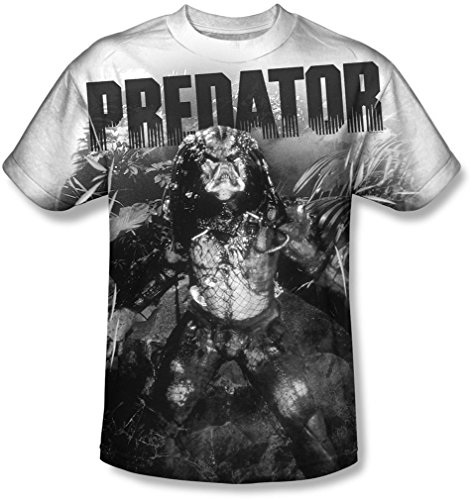 Predator In The Jungle Men's Sublimation Shirt