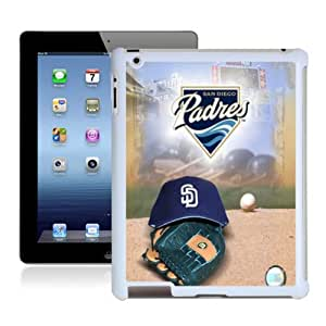 MLB Ipad 2,3,4 Case For MLB San Diego Padres By zeroCase