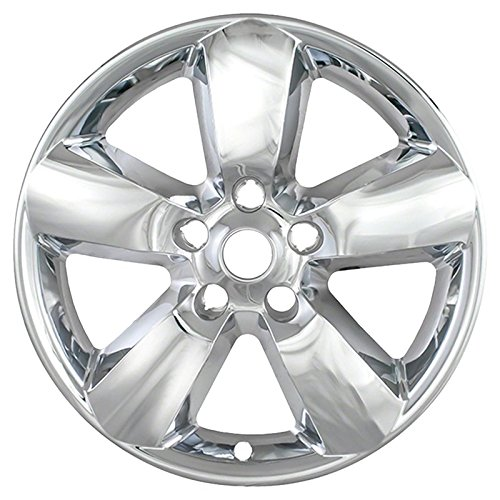 Set of Four 20' Chrome ABS Wheel Skin Covers for 2013-2015 Dodge RAM 1500