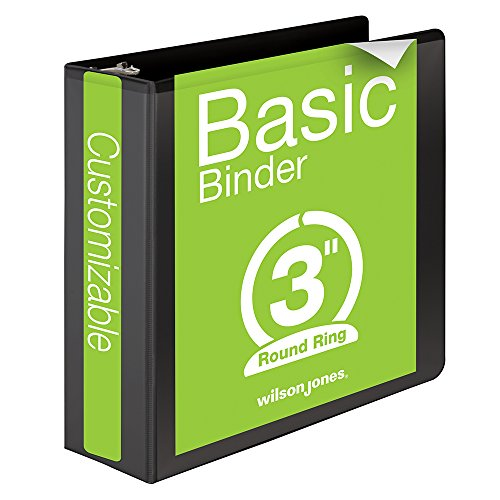 Wilson Jones Binder Customizable W362 49B