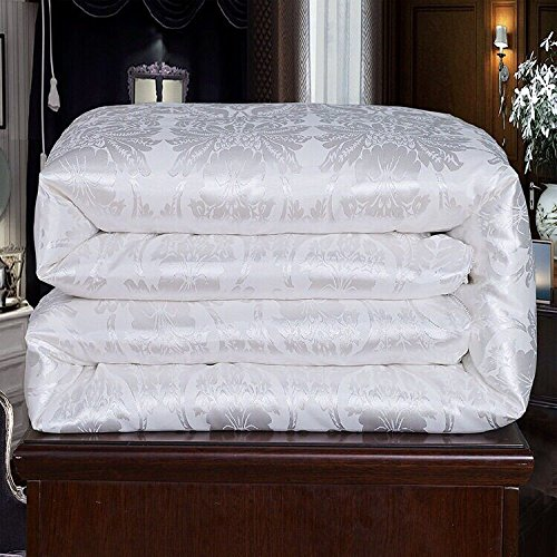 NS Luxury Mulberry Silk Duvet Silk Comforter Silk Filled ...