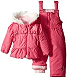 U.S. Polo Assn. Baby Snow Suit (More Styles Available), Peach Blossom A,  12M