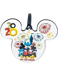 Disney Parks Ornament - Walt Disney World 2020 - Mickey Mouse and Friends Ceramic Ornament