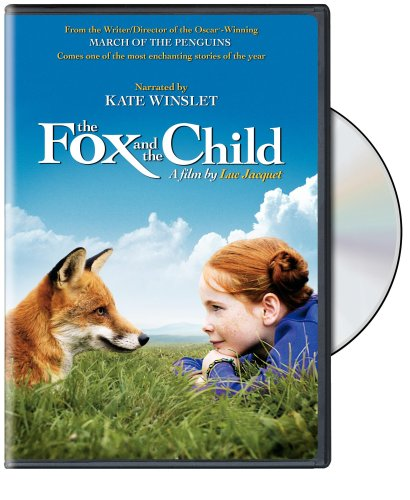 DVD : The Fox and the Child (Dubbed, , Dolby, AC-3, Widescreen)