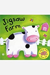 Jigsaw Farm (Soft-to-Touch Jigsaw Book) (December 2007) Board book