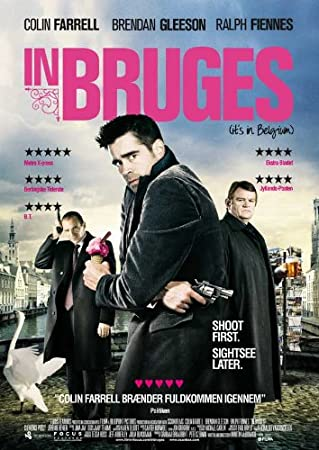 Image result for In Bruges movie poster