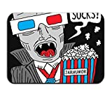 yyoungsell This Movie Sucks Entrance Rug Rubber Floor Mats Washable Doormat Shoe Scraper For Home