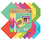K&Company Brights Designer Paper Pad