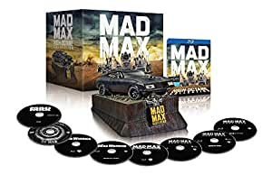 Mad Max High Octane Anthology Collection (BD) [Blu-ray]