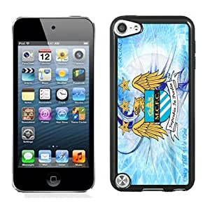 NEW Unique Design Soccer Club Manchester City 04 Football Logo iPod Touch 5 5th Generation Cell Phone Case