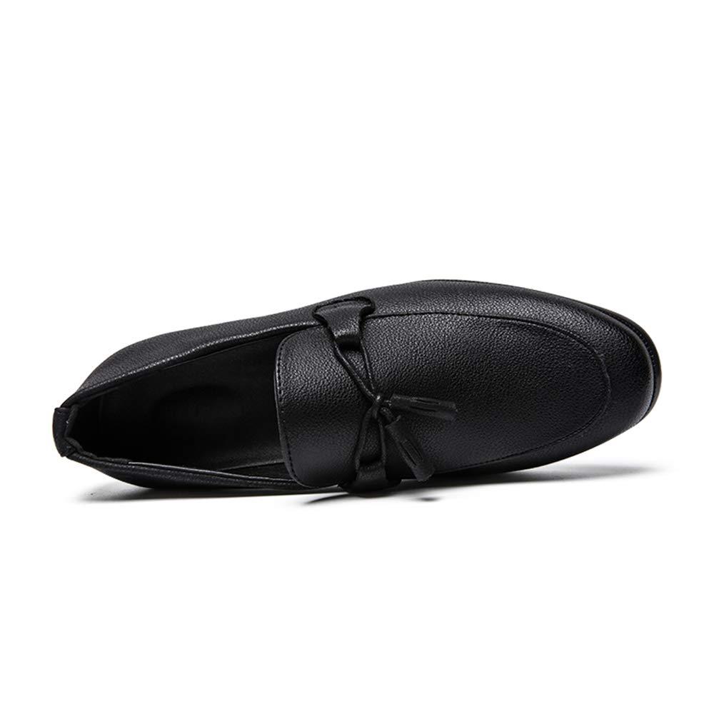 IWGR Uomo Fashion Oxford Casual Classic Tassel Tassel Tassel Comodo Scarponcino Basso Formale con Scarpe Formali d04957