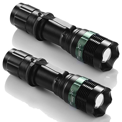 Flashlight 10000 Zoomable Tactical Aluminum