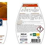 STARWAX Lait de Soin pour Cuir - 500ml - Idéal pour Nettoyer, Nourrir et Préserver Régulièrement le Cuir 7