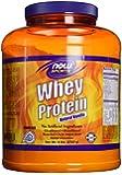 NOW Foods - Whey Protein Vanilla - 6 lbs.