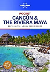 Lonely Planet: The world's number one travel guide publisher* Lonely Planet's Pocket Cancun & the Riviera Maya is your passport to the most relevant, up-to-date advice on what to see and skip, and what hidden discoveries await you. Chill ...