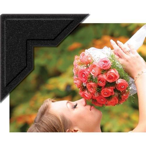 Lineco Self-Adhesive Photo Corners Blk 252/Pk TRTCC218