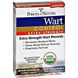 Forces of Nature Organic Wart Control - Extra Strength - 11 ml - 95%+ Organic -