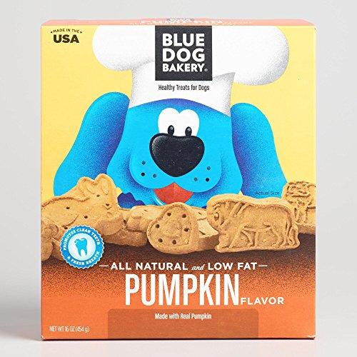 Blue Dog Bakery Healthy Treats Pumpkin Flavor 20 Oz. (1 Box)