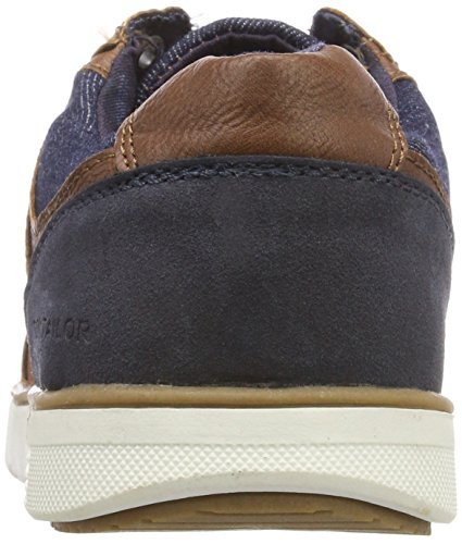 4880301 Baskets Tom Cognac Marron Homme Tailor B5qwUE