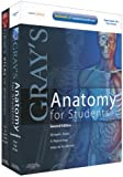 Gray's Atlas of Anatomy and Gray's Anatomy for Students, 2e Package, Drake, Richard and Vogl, A. Wayne, 143770977X