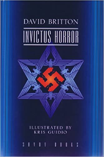 Image result for David Britton, Invictus Horror,
