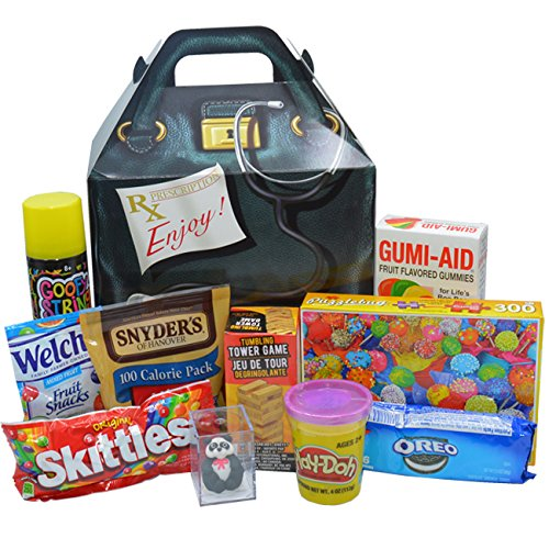 Kid's Get Well Care Package