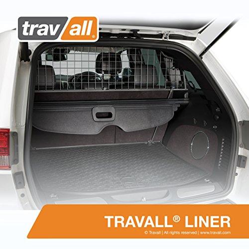 Travall Trunk Protector- Premium Vehicle Specific Rubber Floor Liner – Original Travall Liner TBM1087