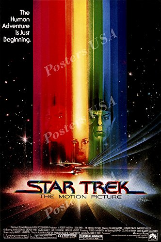 Posters USA - Star Trek The Motion Picture Original Movie Po