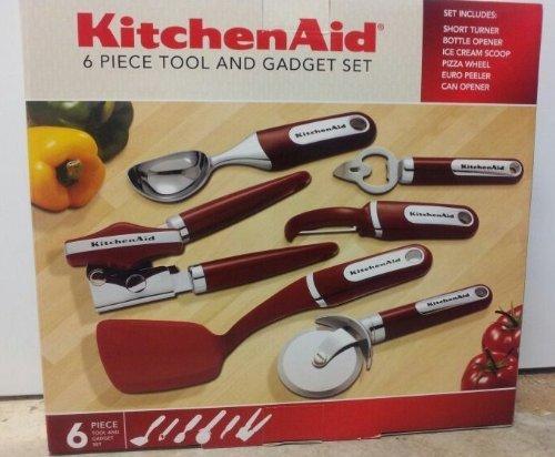 KitchenAid 6pc Tool Gadget Set