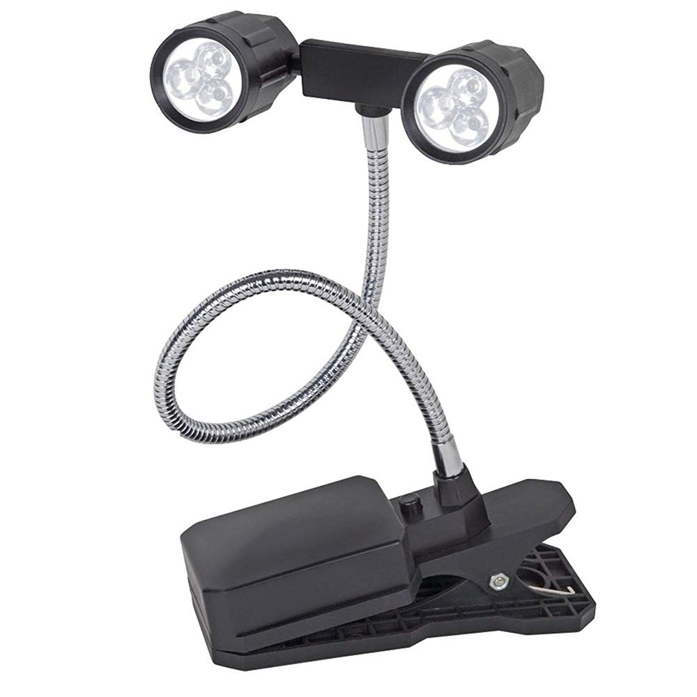 360°Rotation Adjustable LED Barbeque Grill Light Chef Buddy Adjustable Outdoor BBQ Clamp Lamp Light