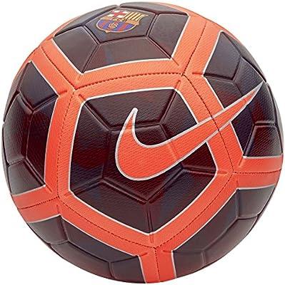 Nike FCB Nk Strk Balón de Fútbol, Hombre, (Night Maroon/Hyper ...