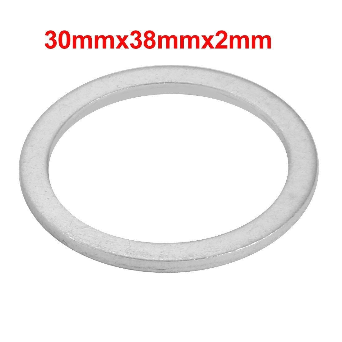Amazon.com: Portal Cool 80Pcs 30mmx38mmx2mm Aluminum ...