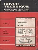 Image de Revue Technique Automobile N° 275 : Honda N 360, N 600, N 600 G