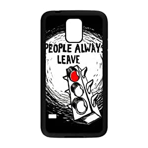 Peyton Sawyer People Always Leave Cell Phone Case for Samsung Galaxy S5