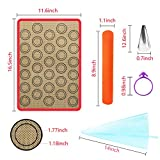 Silicone Baking Mats, JSDOIN of 2 Half Sheet
