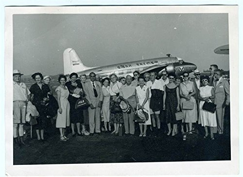 ndian Airlines DC-3 1950's ()