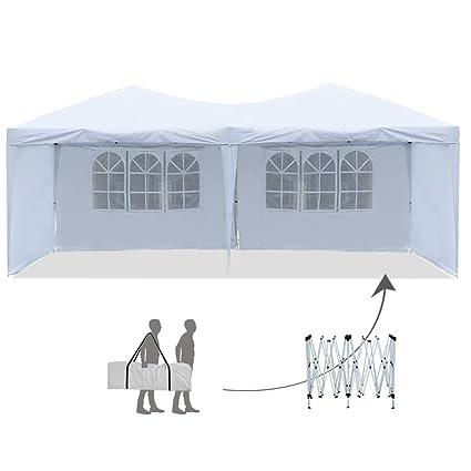 Amazon.com: FDW - Toldo para fiesta, boda, paredes ...
